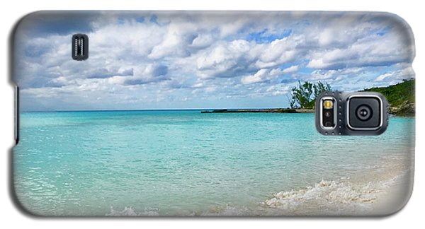 Tropical Beach Galaxy S5 Case