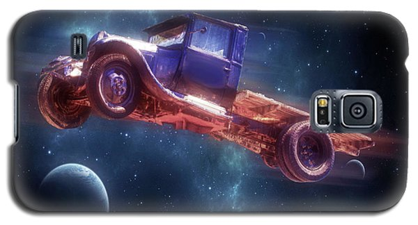 Truck Trek Galaxy S5 Case