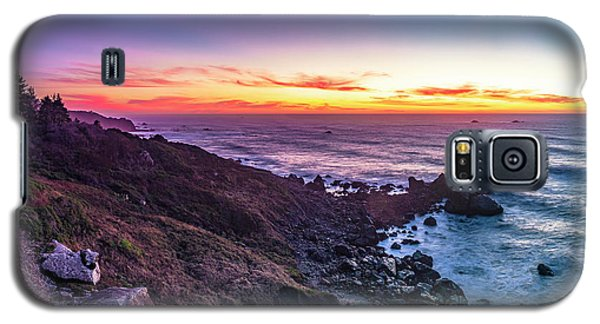 True Love By The Solstice Sunset Galaxy S5 Case