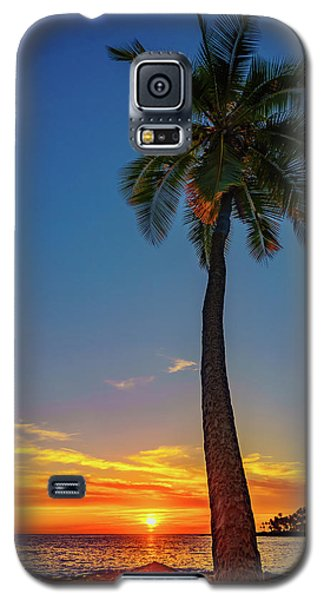 Tuesday 13th Sunset Galaxy S5 Case