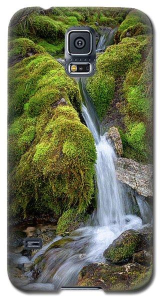Tufteelvi, Norway Galaxy S5 Case