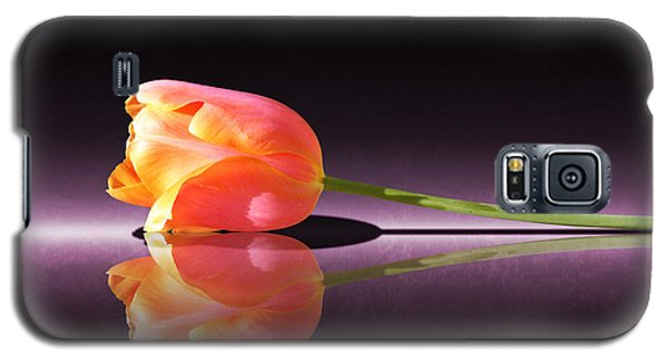Tulip Reflection Galaxy S5 Case