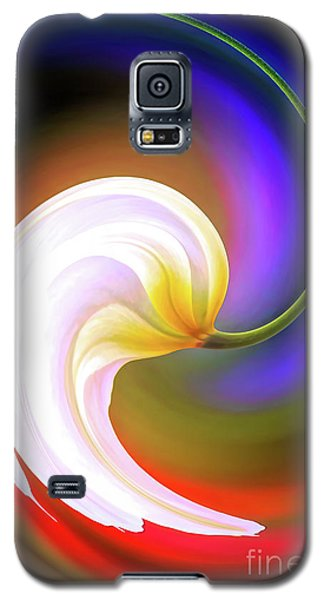Tulip Twirl Galaxy S5 Case