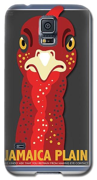 Turkey Stare Jp Galaxy S5 Case