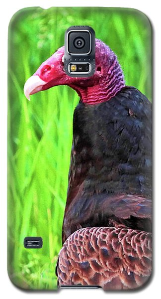 Turkey Vulture Galaxy S5 Case