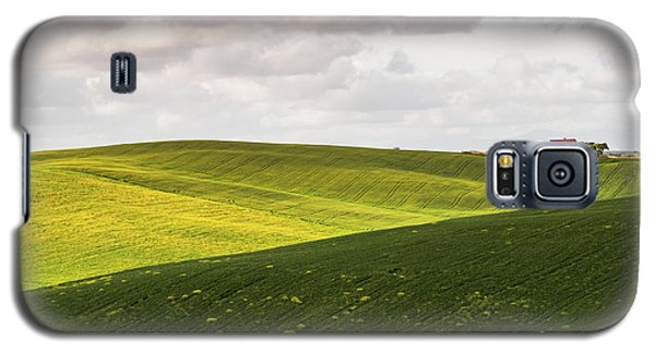Tuscan Landscapes. Hills In The Spring Galaxy S5 Case