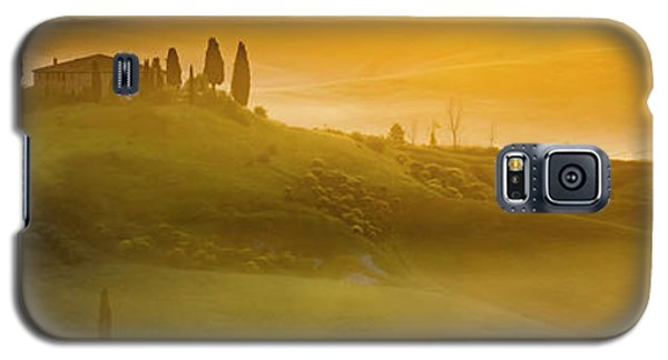 Tuscany In Gold Galaxy S5 Case