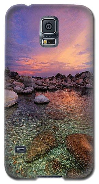 Twilight Canvas  Galaxy S5 Case