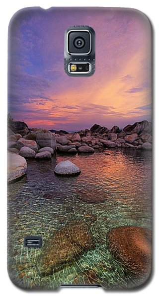 Twilight Canvas  Galaxy S5 Case