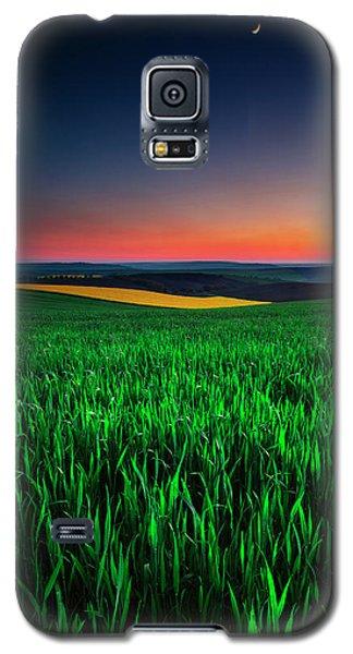 Twilight Fields Galaxy S5 Case