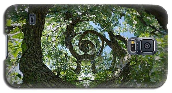 Twisted Tree Galaxy S5 Case