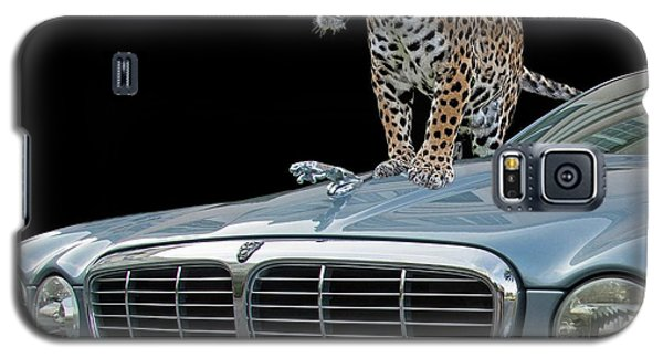 Two Jaguars 1 Galaxy S5 Case