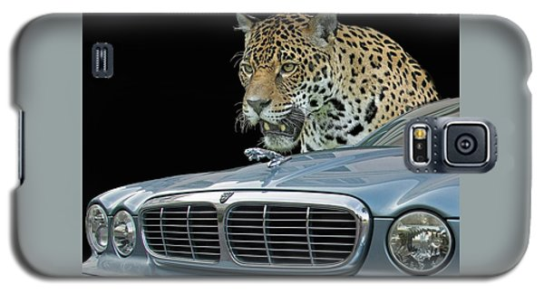 Two Jaguars 2 Galaxy S5 Case