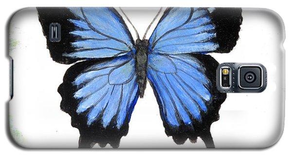 Ulysses Blue Galaxy S5 Case