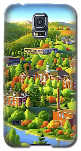 University Of Maine Galaxy S5 Case