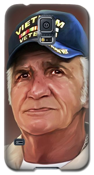 Uncle Poppy By Spano Galaxy S5 Case