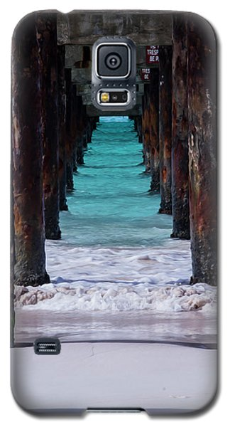 Under The Pier #3 Opf Galaxy S5 Case