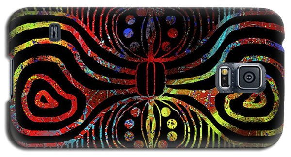 Under The Sea Digital Patterns Of Life Galaxy S5 Case