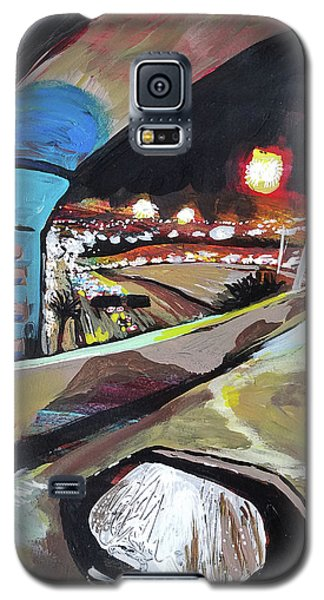 Underpass At Nighht Galaxy S5 Case