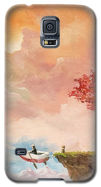 Unfettered Galaxy S5 Case