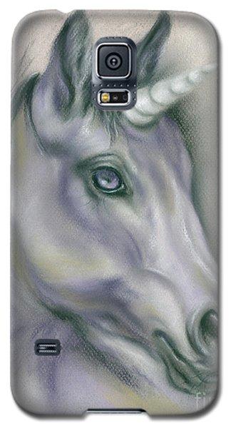 Unicorn Portrait Galaxy S5 Case