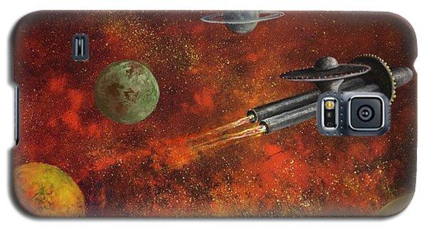 Unidentified Flying Object Galaxy S5 Case