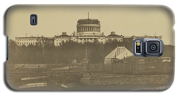 United States Capitol Under Construction Galaxy S5 Case