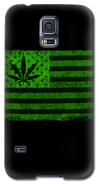 United States Of Cannabis Galaxy S5 Case