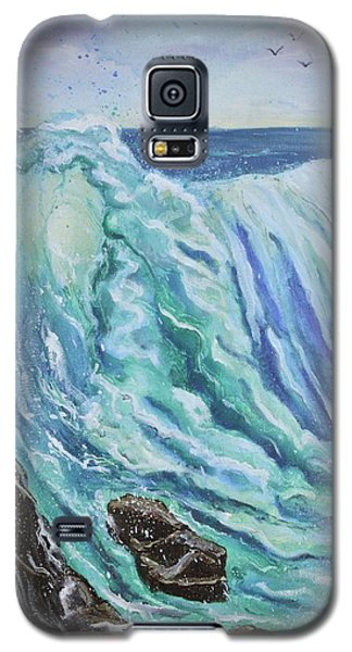 Unstoppable Force Galaxy S5 Case