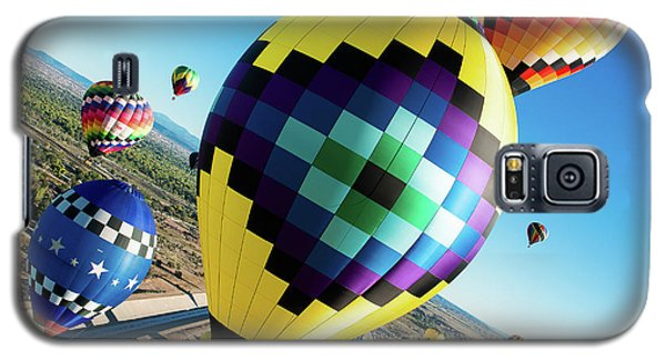 Up, Up, And Away Galaxy S5 Case