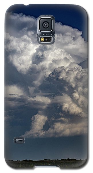 Updrafts And Anvil 008 Galaxy S5 Case
