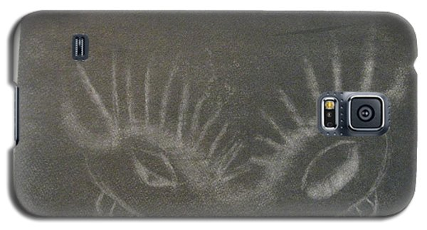 Upper Dragon Face Galaxy S5 Case