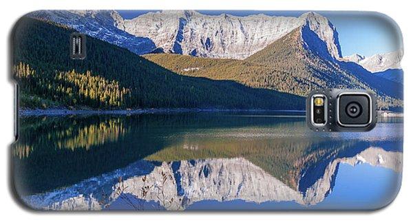 Upper Kananaskis Lake Galaxy S5 Case