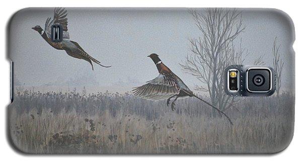 Valley Pheasants Galaxy S5 Case