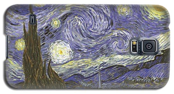 Van Goh Starry Night Galaxy S5 Case
