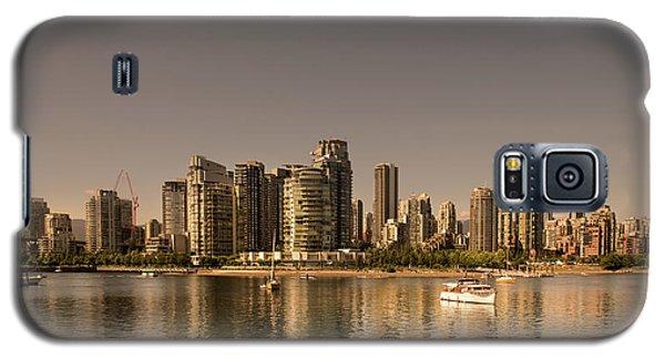 Vancouver Golden Light Hour Galaxy S5 Case