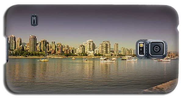 Vancouver In Magical Hours Galaxy S5 Case