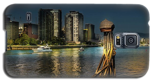 Vancouver Sunset Galaxy S5 Case