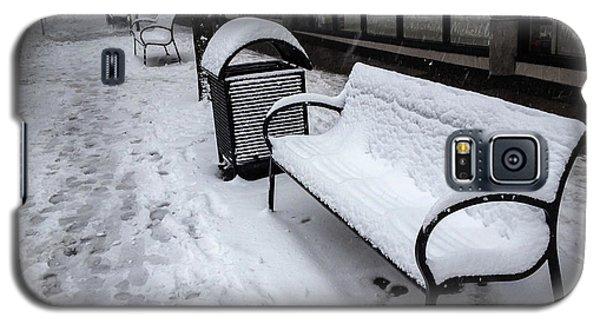 Vancouver Winter Galaxy S5 Case