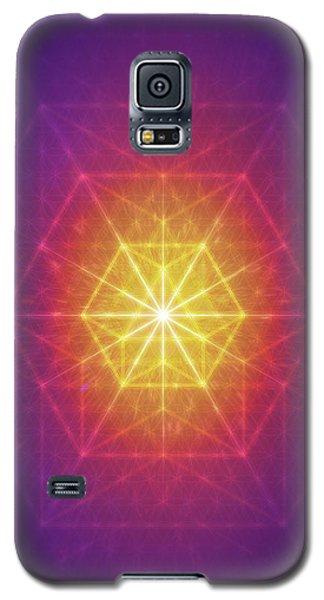 Vector Equilibrium Galaxy S5 Case