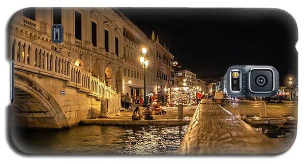 Venice At Night. San Marco Galaxy S5 Case
