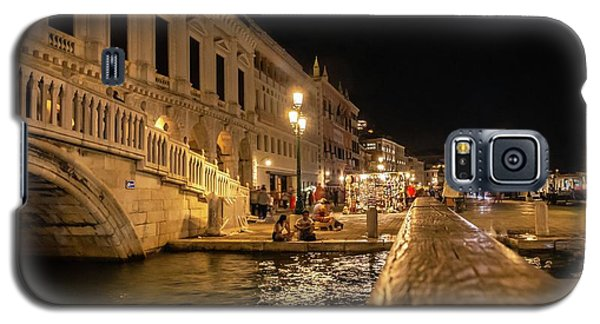 Venice At Night. San Marco Galaxy S5 Case