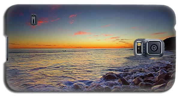 Ventura Sunset Galaxy S5 Case