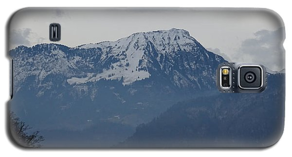 View From My Art Studio - Stanserhorn - March 2018 Galaxy S5 Case