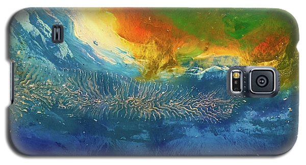 View From Space Galaxy S5 Case
