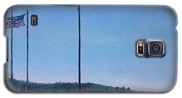 Viewing Circle At Grand Ave Park Galaxy S5 Case