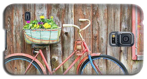 Vintage Bicycles Galaxy S5 Case
