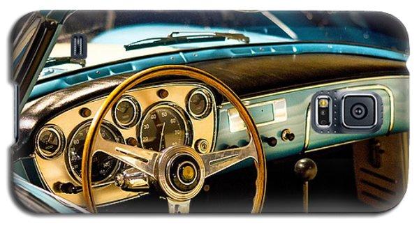 Vintage Blue Car Galaxy S5 Case