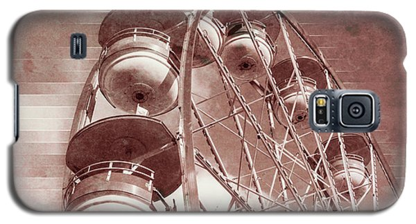 Vintage Ferris Wheel Galaxy S5 Case