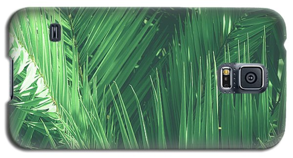 Vintage Palms I Galaxy S5 Case